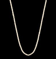 Just Franky Nur Franky Anker Halskette Kette 42-44cm Gold