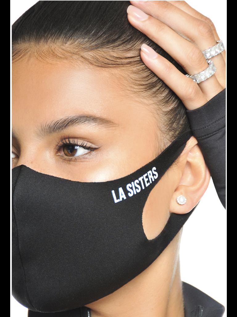 La Sisters LA Sisters mask black