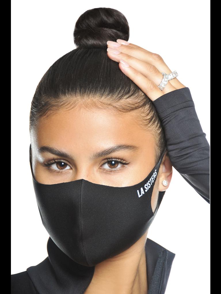 La Sisters LA Sisters Maske schwarz