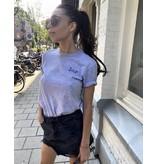 FALLON Amsterdam FALLON Amsterdam Dior T-shirt grijs