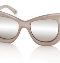Le Specs Luxe Le Specs Luxe Queenie sunglasses beige