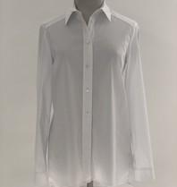 Semicouture Semicouture klassieke blouse wit