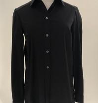 Semicouture Semicouture klassische Bluse schwarz