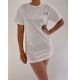 FALLON Amsterdam FALLON Amsterdam Dior T-shirt dress white