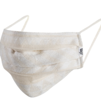 Devotion Devotion Ella mouth mask beige white