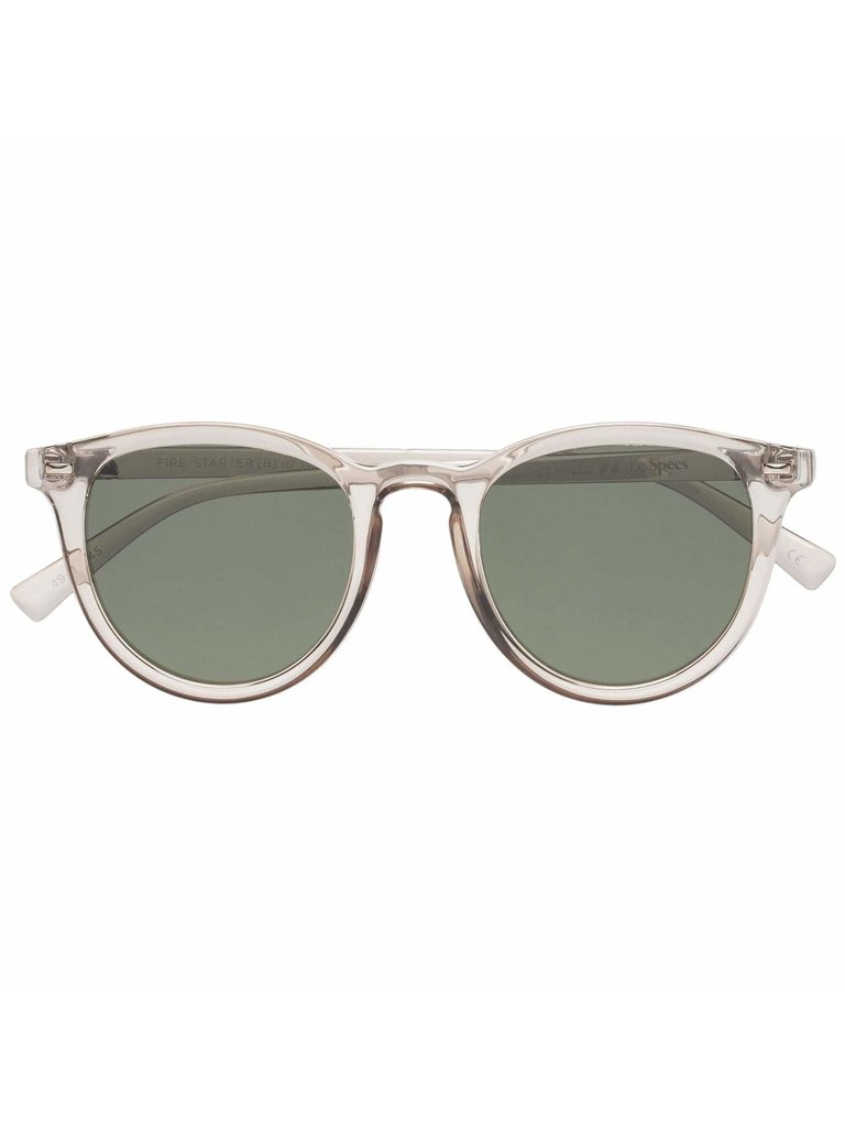 Le Specs Le Specs Fire Starter Sonnenbrille Stein polarisiert