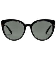 Le Specs Le Specs Promicuous zonnebril zwart polarized