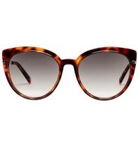 Le Specs Le Specs Promiscuous Sonnenbrillenschildkröte