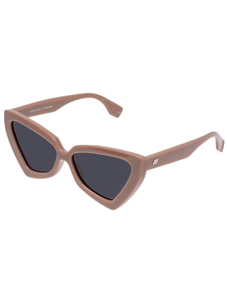 Le Specs Le Specs Rinky Dinky sunglasses nude