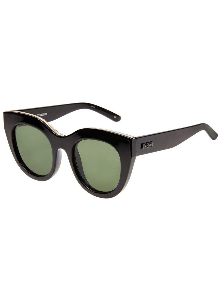 Le Specs Le Specs Air heart sunglasses black