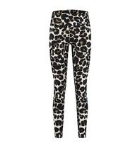 deblon sports Deblon Sports Classic leopard sports leggings