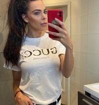 FALLON Amsterdam FALLON Amsterdam Gucci T-Shirt weiß