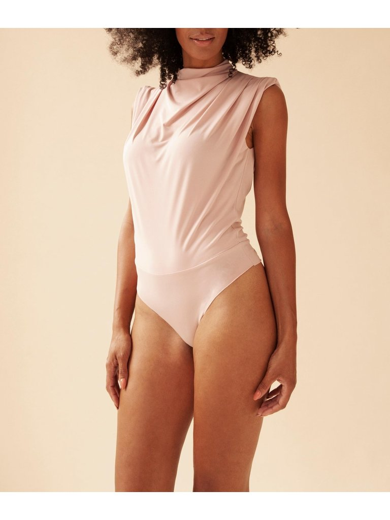 Body by Olcay Body By Olcay Gathered body soft pink