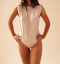 Body by Olcay Body By Olcay Padded shirt body desert