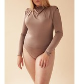 Body by Olcay Body By Olcay Gathered long sleeve body army