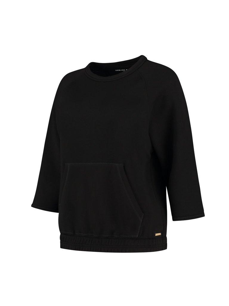 deblon sports Deblon Sports Chelsey sweater zwart