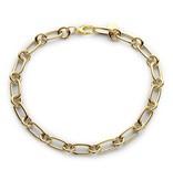 Souvenirs de Pomme Souvenirs de Pomme Timeless lima small gold necklace