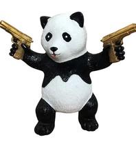 Van Apple Art From Apple Art Street Panda image gold