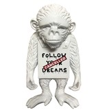 Van Apple Art From Apple Art Street monkey image Follow your dreams