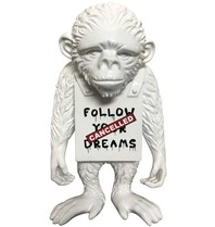 Van Apple Art From Apple Art Street monkey image Follow your dreams