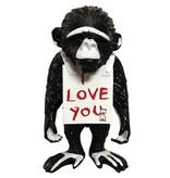 Van Apple Art From Apple Art Street monkey image I love you