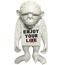 Van Apple Art From Apple Art Street monkey image Enjoy your life