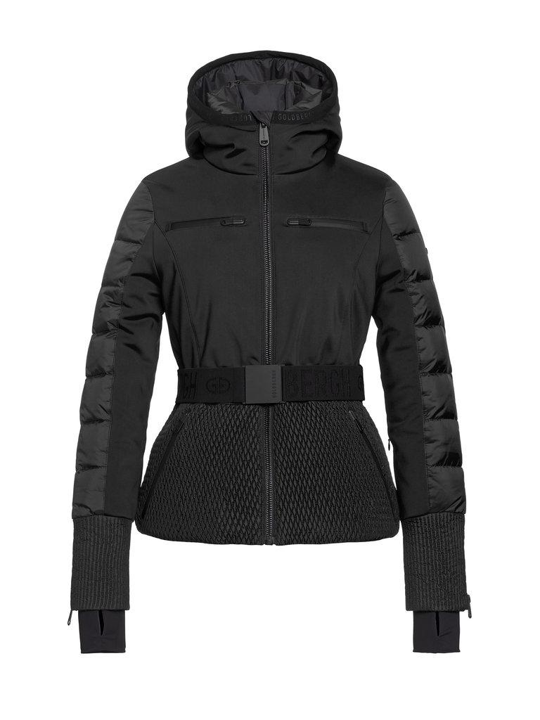Goldbergh Goldbergh Stylish ski jacket with black belt