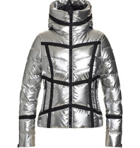 Goldbergh Goldbergh Mirror jacket silver