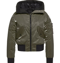 Goldbergh Goldbergh Bomba shiny ski jacket green