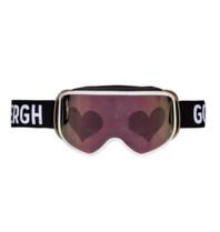 Goldbergh Goldbergh Heart Skibrille rosa mehrfarbig
