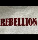 Est'seven Est'seven Rebellion sweater grijs