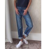 Est'seven Est'seven Jayden denim jeans blauw
