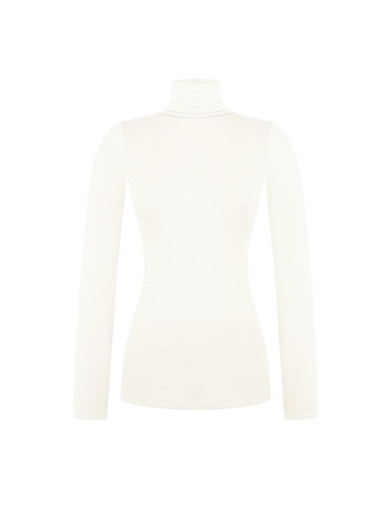 Rinascimento Rinascimento turtleneck sweater white