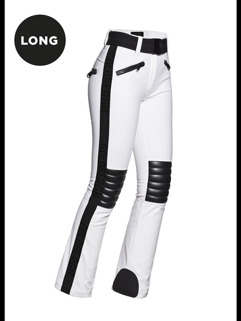 Goldbergh Goldbergh Rocky ski pants long white