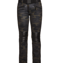 Goldbergh Goldbergh Battle ski pants camouflage print multicolor