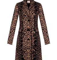 Rinascimento Rinascimento jas met luipaardprint multicolor