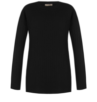 Rinascimento Rinascimento top met sequins details zwart