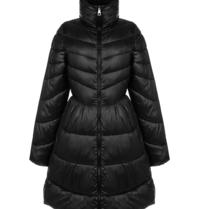 Rinascimento Rinascimento gewatteerde jas zwart