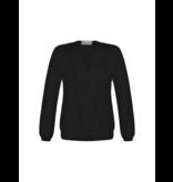Rinascimento Rinascimento crossover sweatshirt black