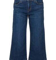 J Brand J Brand 'Liza' culotte jeans blue
