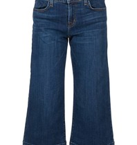 J Brand Liza culotte jeans blauw