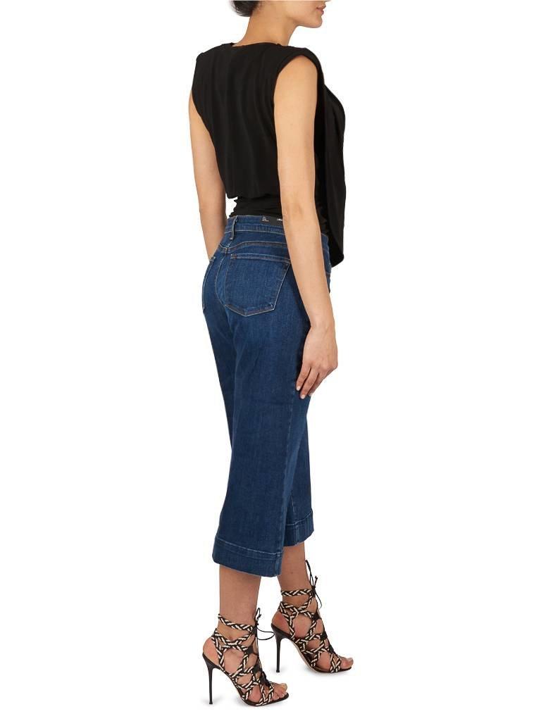 J Brand J Brand Liza culotte jeans blauw