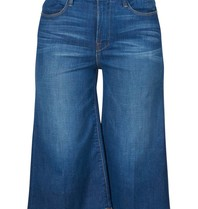 Frame Denim Frame Denim Le Gaucho culotte blue