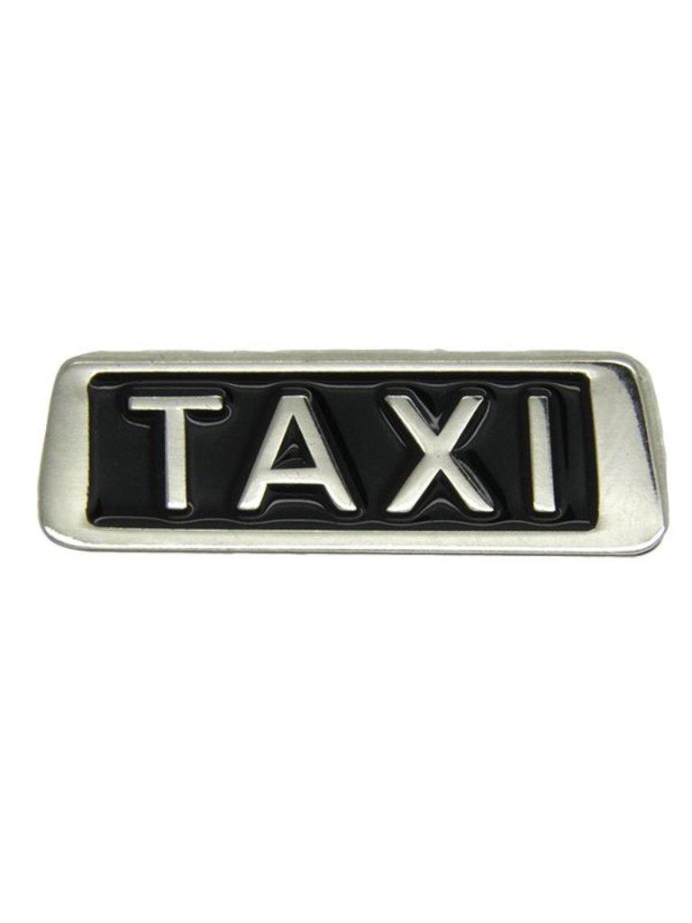Godert.Me Godert.me Taxi pin zilver