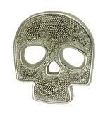Godert.Me Godert.me Skull pin zilver