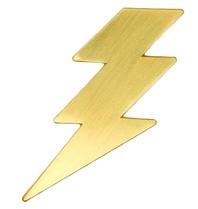 Godert.Me Godert.me Lightning Pin gold