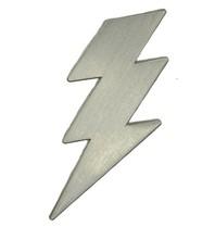 Godert.Me Godert.me Lightning pin zilver