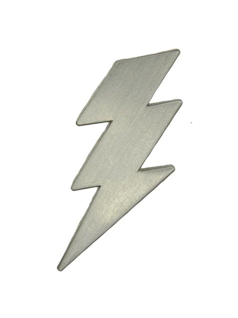 Godert.me Lightning Pin silber