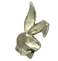 Godert.Me Godert.me Playboy bunny pin zilver