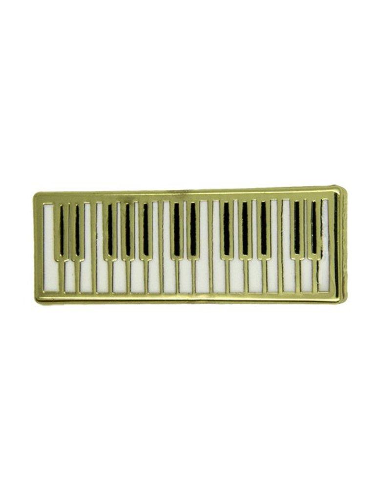 Godert.Me GODERT.ME Piano pin goud